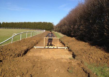Seven Furlong Horse Gallop – Melton Mowbray